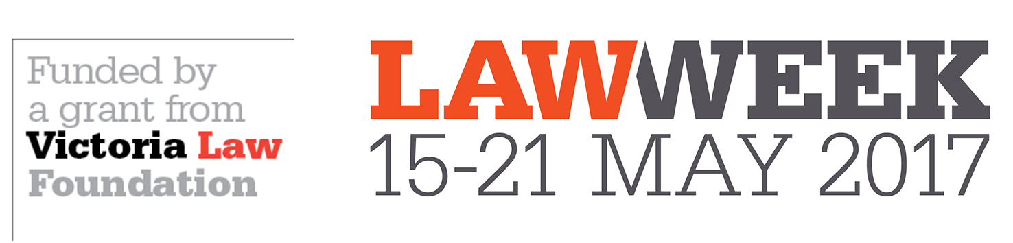 VLF Law Week 2017 banner