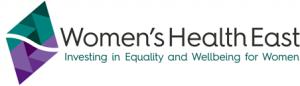 Womens Health East logo